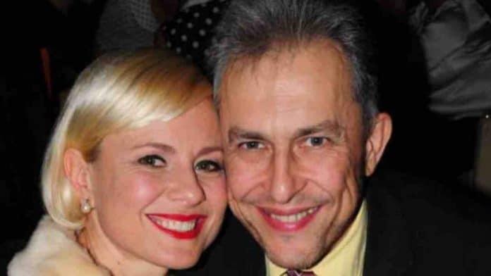 Fabiano Petricone e Antonella Elia