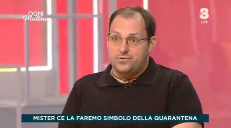 """Fabio Silvestri e Chiara Ferragni """"E' nato tutto per caso, non l'avevo programmato…"""""""
