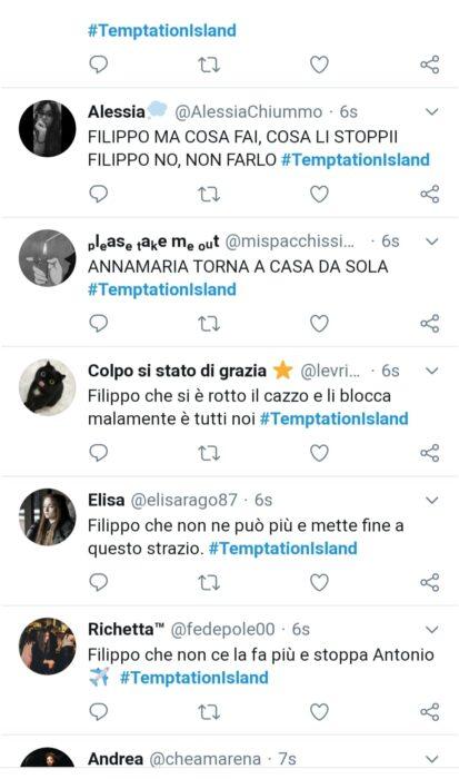 """Filippo Bisciglia """"cede"""" Temptation Island ad Alessia Marcuzzi: la singolare coincidenza"""
