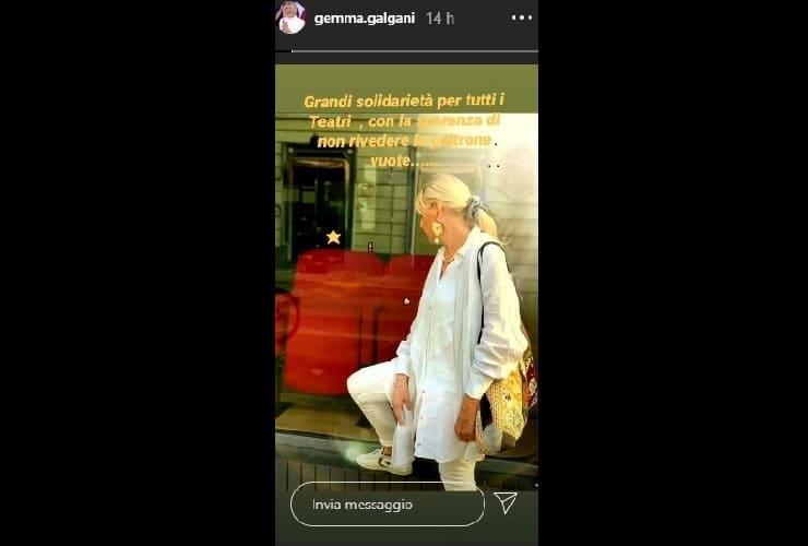 Gemma Galgani sola e amareggiata, triste dedica su IG (FOTO)