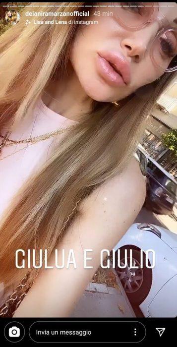 Deianira su Giulia e Giulio