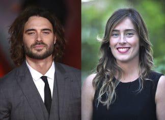 Maria Elena Boschi e Giulio Berruti