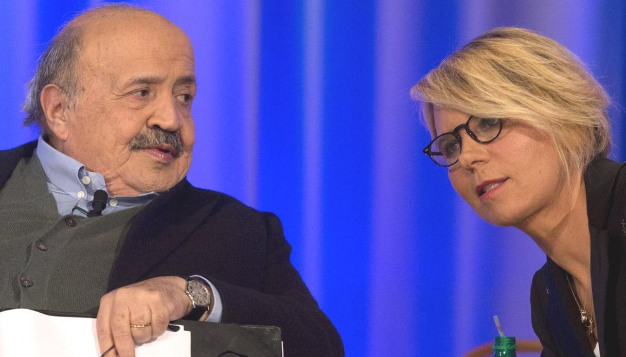 """Maria De Fillippi rivela le sue paure: """"Ne sono terrorizzata"""