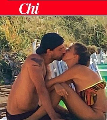 Raimondo Todaro e la nuova fidanzata