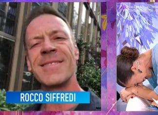 Rocco Siffredi e Bianca Guaccero