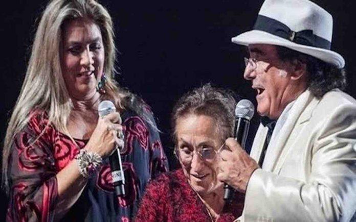 Romina Pwer, Al Bano e Jolanda