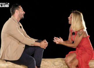 Antonio e Annamaria a Temptation Island