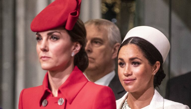 Meghan Markle sarebbe stata invidiosa di Kate Middleton