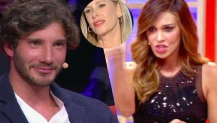 Stefano De Martino, Belen e Alessia Marcuzzi