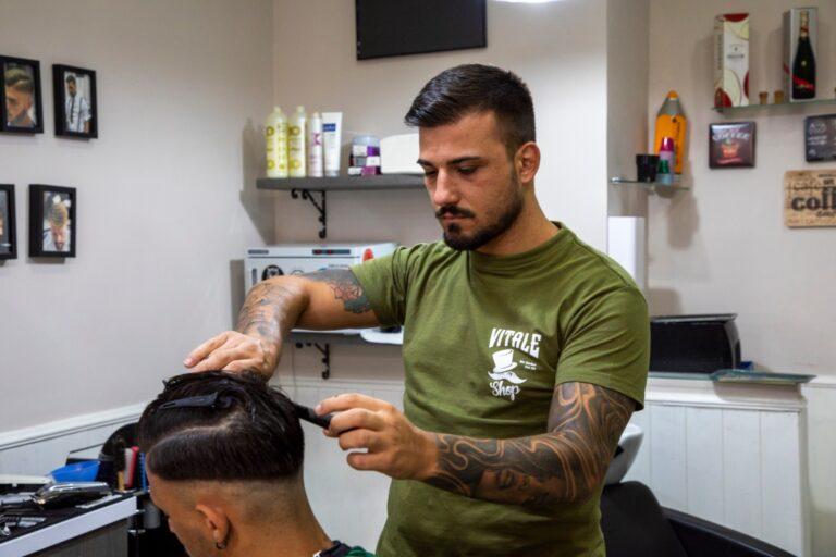 L'hair stylist Alessio Vitale lancia un nuovo marchio per la cura dei capelli