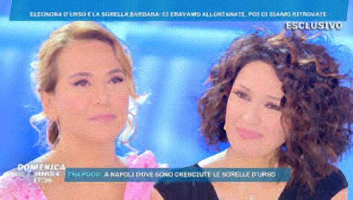 Barbara ed Eleonora D'Urso