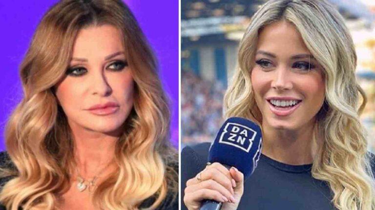 """Paola Ferrari umilia Deletta Leotta, ecco come la fa a pezzi: """"Non è una giornalista sportiva, è una showgirl"""""""