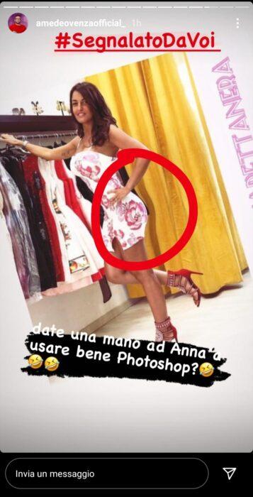 Anna Boschetti e Photoshop