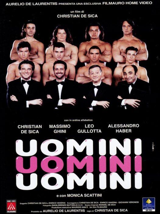 Locandina film di Leo Gullotta