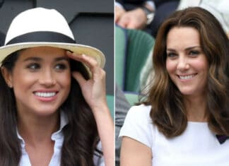 Meghan Markle _ Kate Middleton
