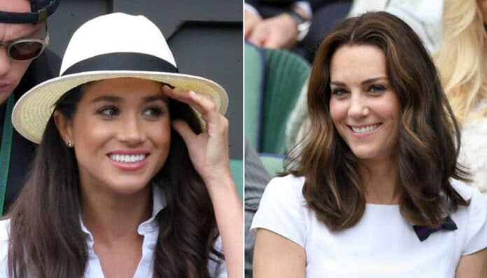 Meghan Markle _ Kate Middleton