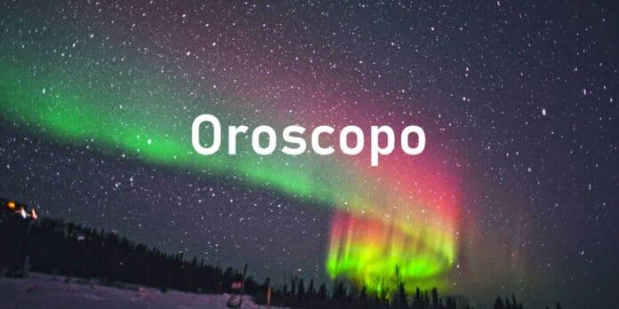 Oroscopo 12 ottobre