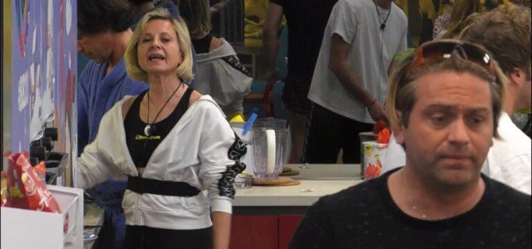 Grande Fratello Vip, Patrick sbotta contro Antonella: 'Chissà chi la spinge'