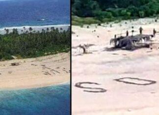 SOS sulla spiaggia