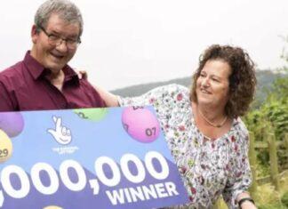 Coppia vince alla lotteria
