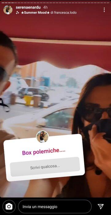 """Serena Enardu scatena la polemica: """"Le mascherine non servono"""", entra in un bar e… (FOTO)"""