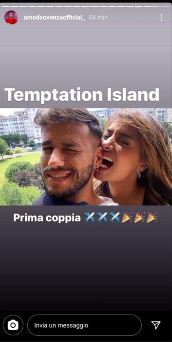 Temptation Island, Sonny Di Meo e Sara Shaimi nel cast? Tutti i dettagli (FOTO)