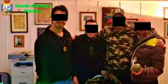 I carabinieri indagati