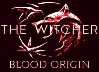 Il logo di The Witcher - Blood Origin