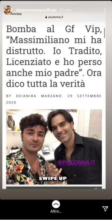 """Gravi accuse su Massimiliano Morra, parla l'ex di Dalila: """"Tradito, lasciato e licenziato a causa sua"""" (FOTO)"""
