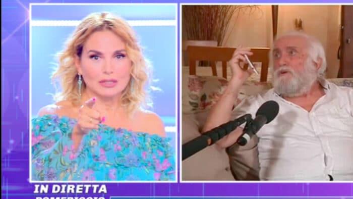 """Barbara D'Urso furiosa a Pomeriggio 5 contro un ospite: """"Non ti permettere"""" (FOTO)"""