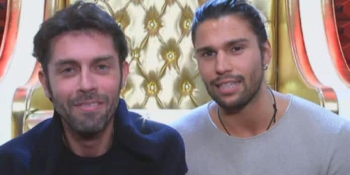 Grande Fratello VIP Onestini e Tonon