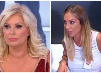 Tina Cipollari e Pamela Barretta
