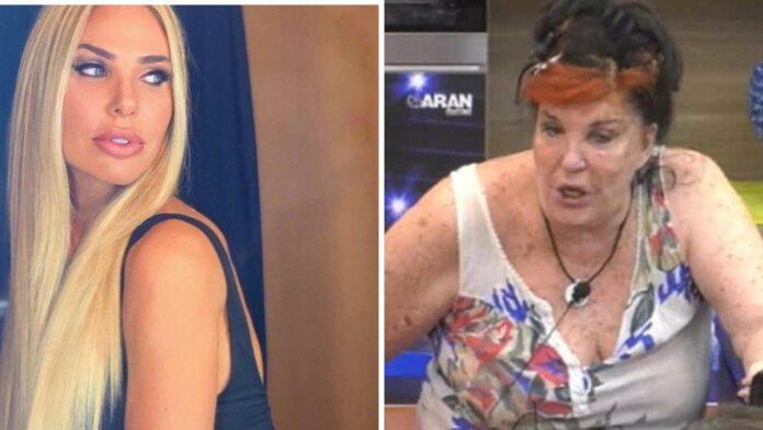 Patrizia De Blanck contro Ilary Blasi