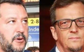 Salvini e Muccino