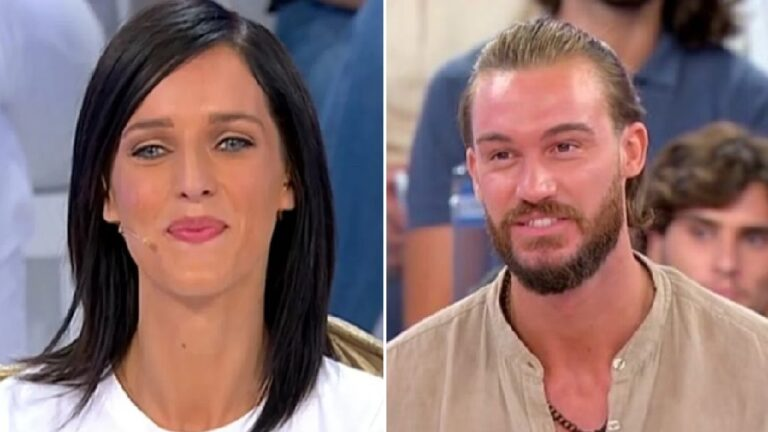 """Uomini e Donne, Jessica Antonini dura su Davide Lorusso: """"Scampato una fogna"""""""
