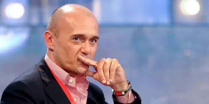 Alfonso Signorini sul Covid al GF Vip