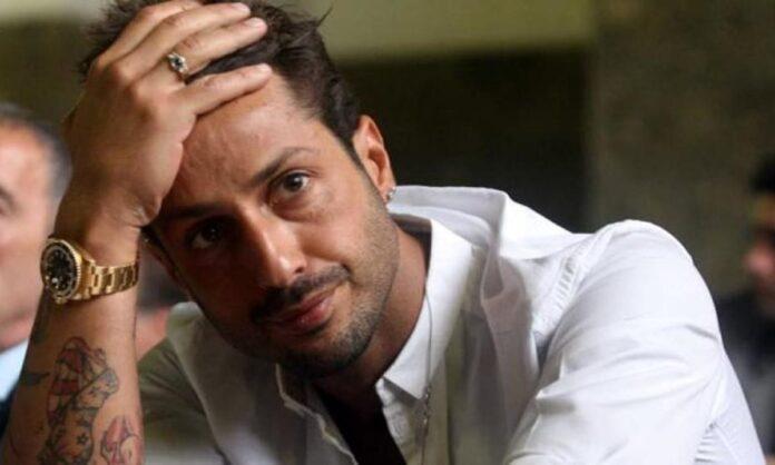 Fabrizio Corona ha il Covid