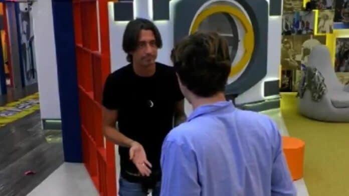 GF Vip Tommaso e Francesco