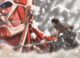 Il titano colossale ed Eren