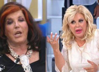 Patrizia De Blanck - Tina Cipollari