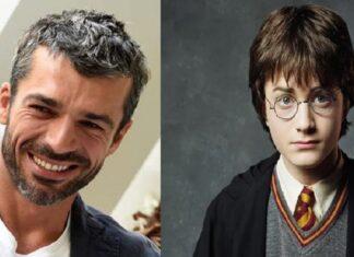 Luca Argentero e Harry Potter