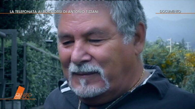 Antonio Tizzani, dichiarazioni choc: 'Ho ucciso un angelo'