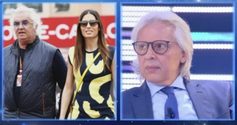 """Mino Magli contro Elisabetta Gregoraci: """"Si mostra gelosa per far cadere nella trappola gli uomini"""" (VIDEO)"""