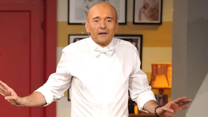GF Vip Alfonso Signorini