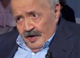 GF Vip Maurizio Costanzo