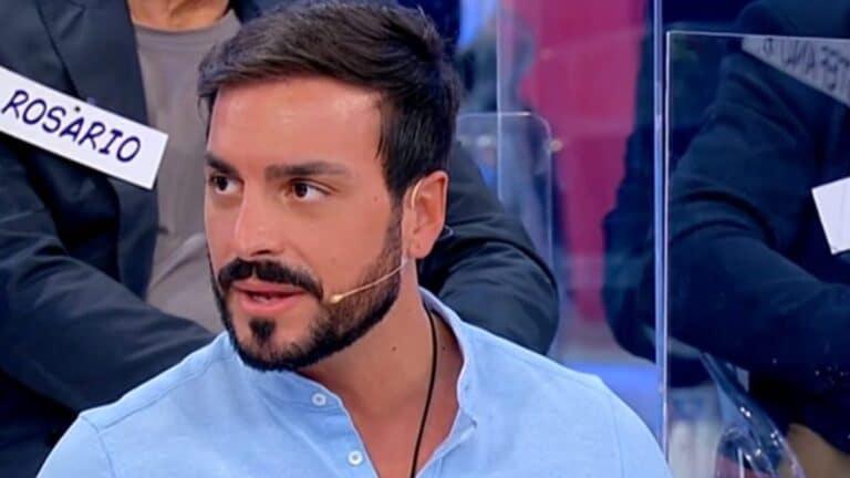 """Uomini e Donne, Germano Avolio spara a zero contro il programma: """"Fanno uscire quello che vogliono"""" (VIDEO)"""