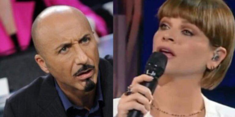 Alessandra Amoroso offende Luca Jurman: il botta e risposta sui social