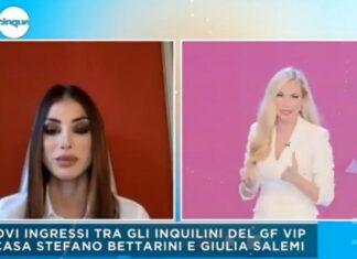 Nicoletta Larini a Mattino 5