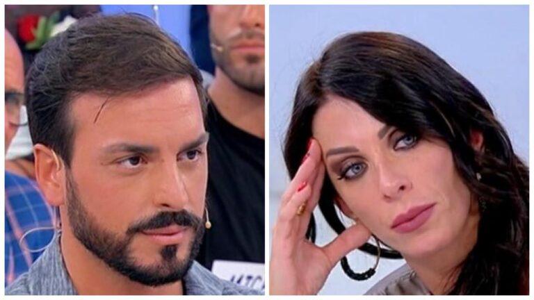 """Uomini e Donne, Valentina e Germano pare si siano già lasciati, lei: """"Preferisco non dire molte cose"""" (FOTO)"""