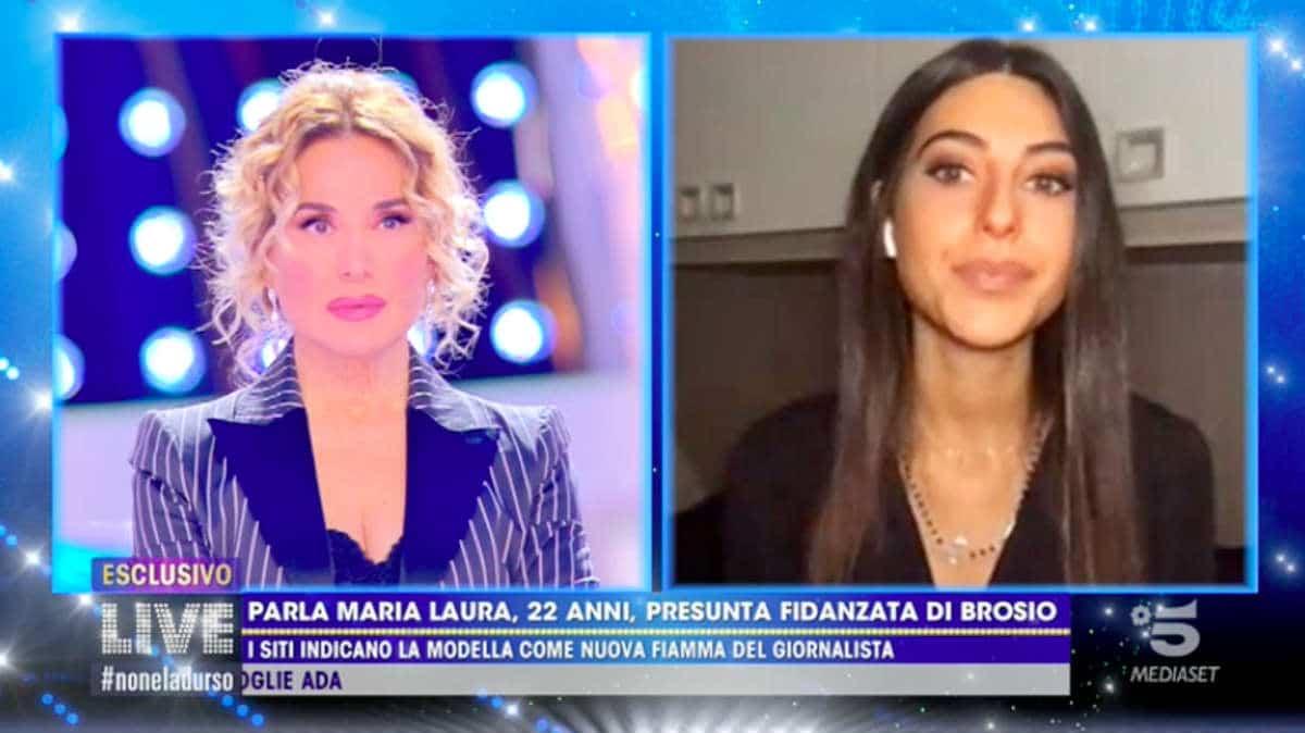 La fidanzata di Paolo Brosio